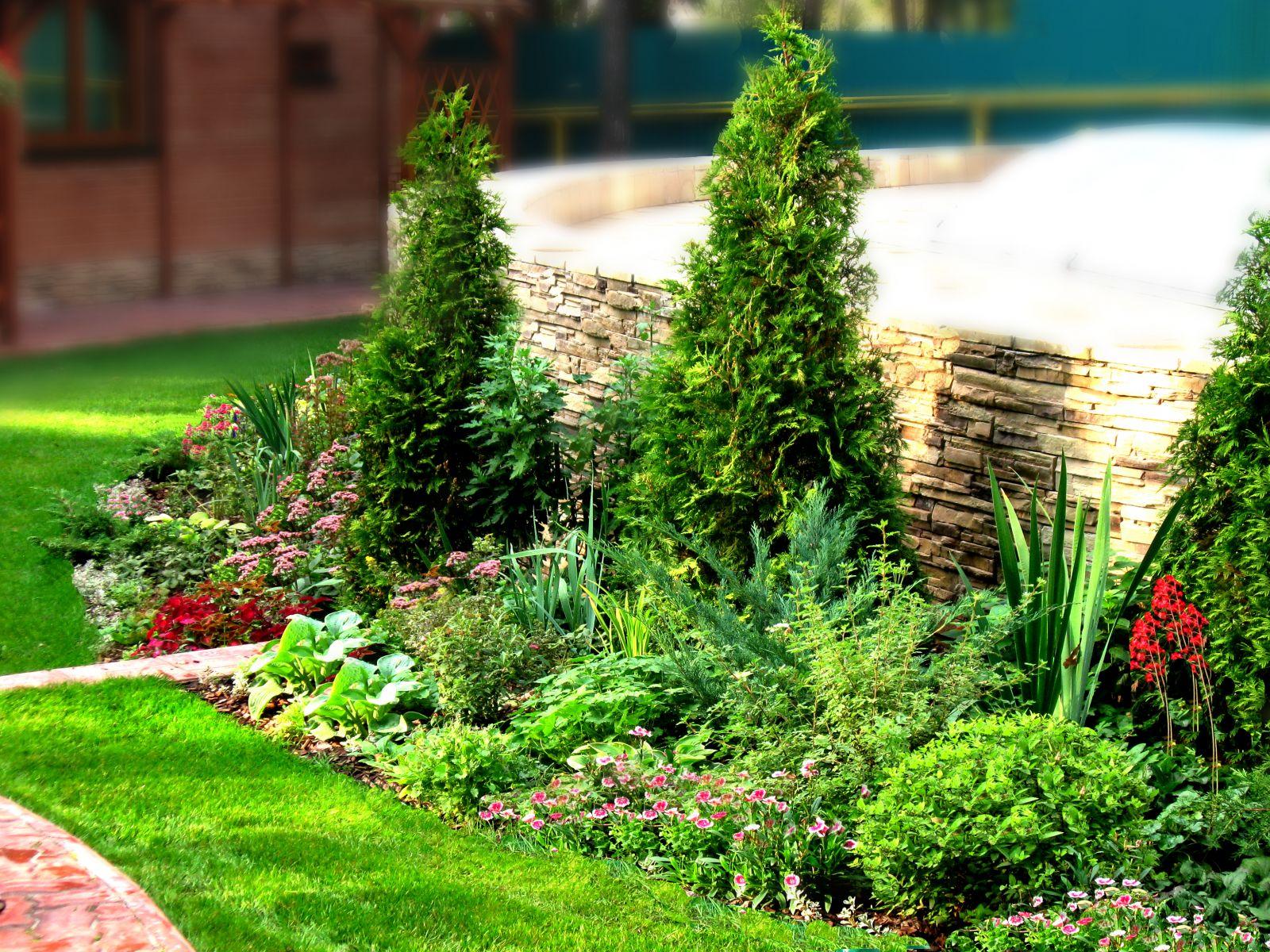 Озеленение — важный этап благоустройства