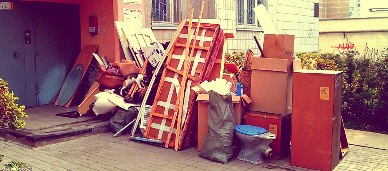 Строительный мусор — вывоз и утилизация